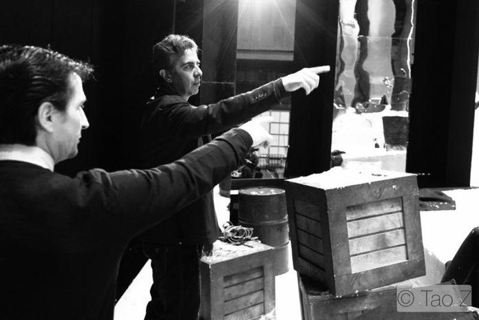 Pier Francesco Maestrini, regista!